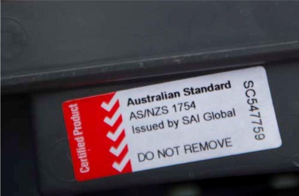 Australian -standard-baby-seats