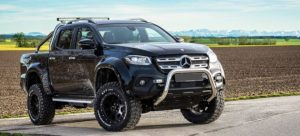 Lifted-X-Class